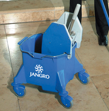 Mopping and Wet Floor Cleaning