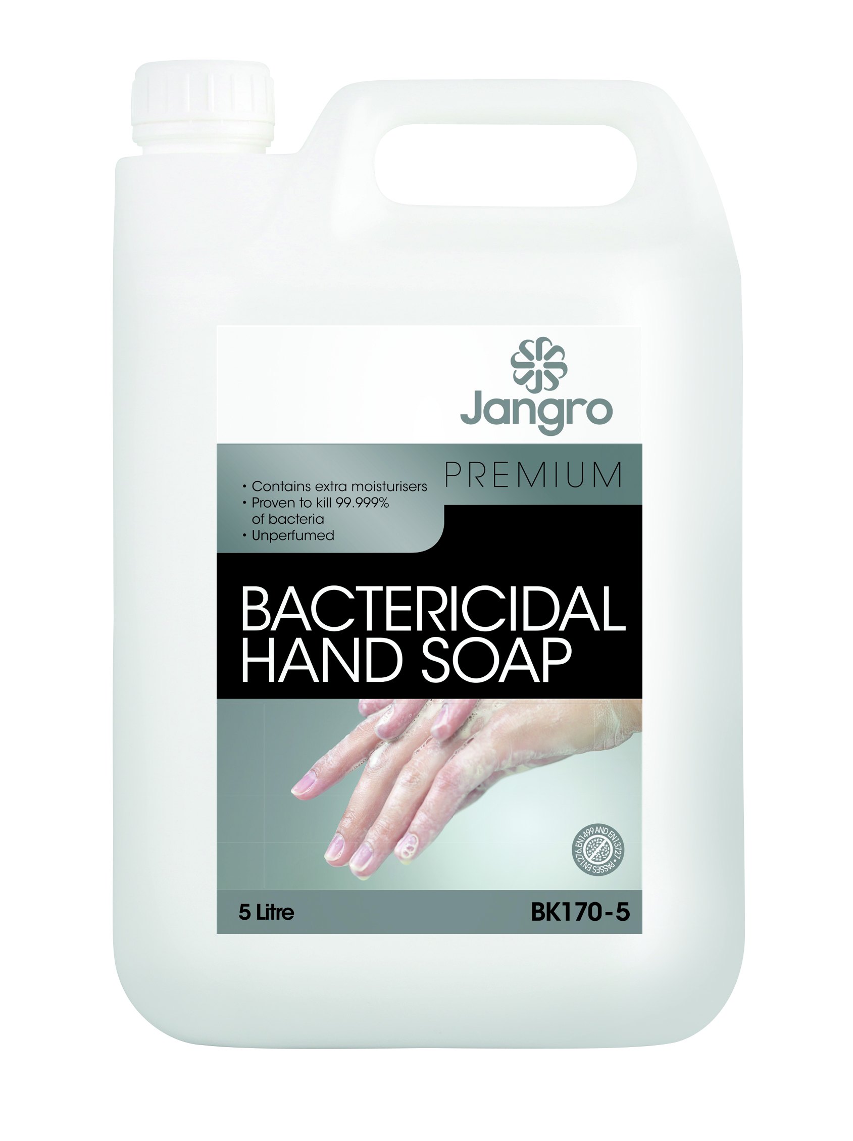 Hand Cleansers and Soaps
