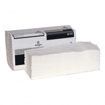 C Fold Towels 2ply WHITE PREMIUM 34775