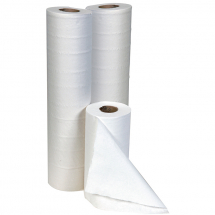 Hyg Rolls 2ply 10in WHITE cs18