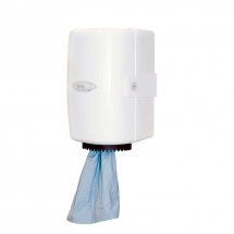 Disp Mini C Feed White