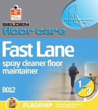 Sel B012 Fast Lane Spray Clean Concentrate 5ltr