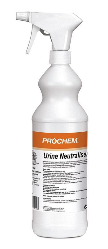 Prochem Urine Neutraliser 1ltr