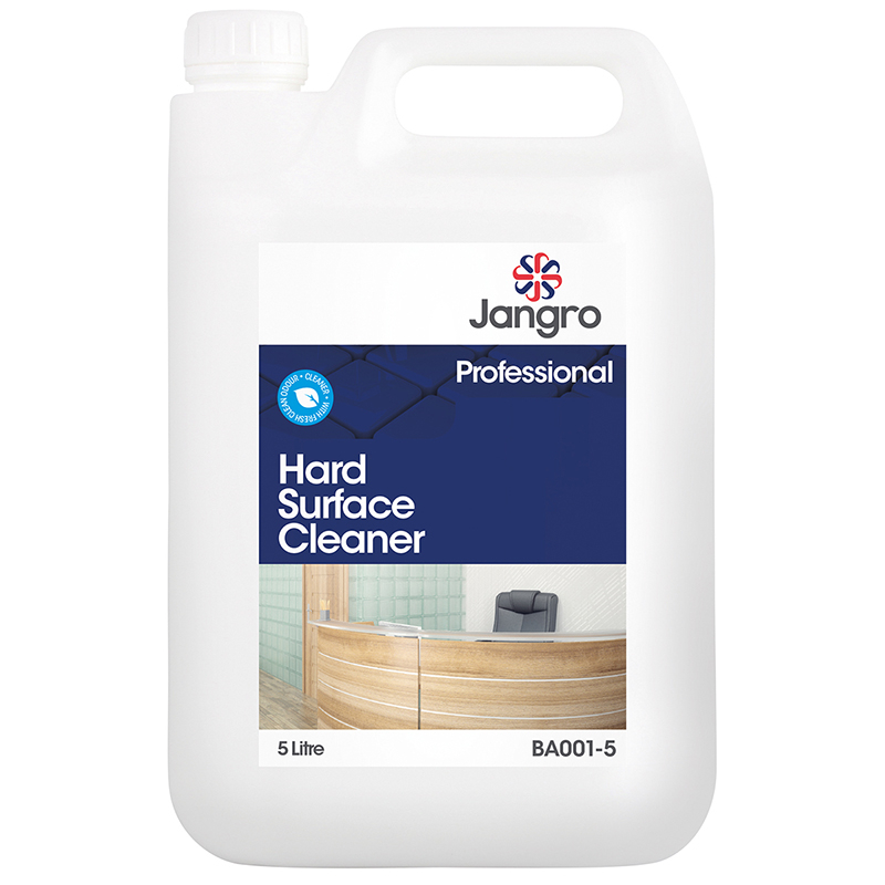Jangro Hard Surface Clnr 5ltr