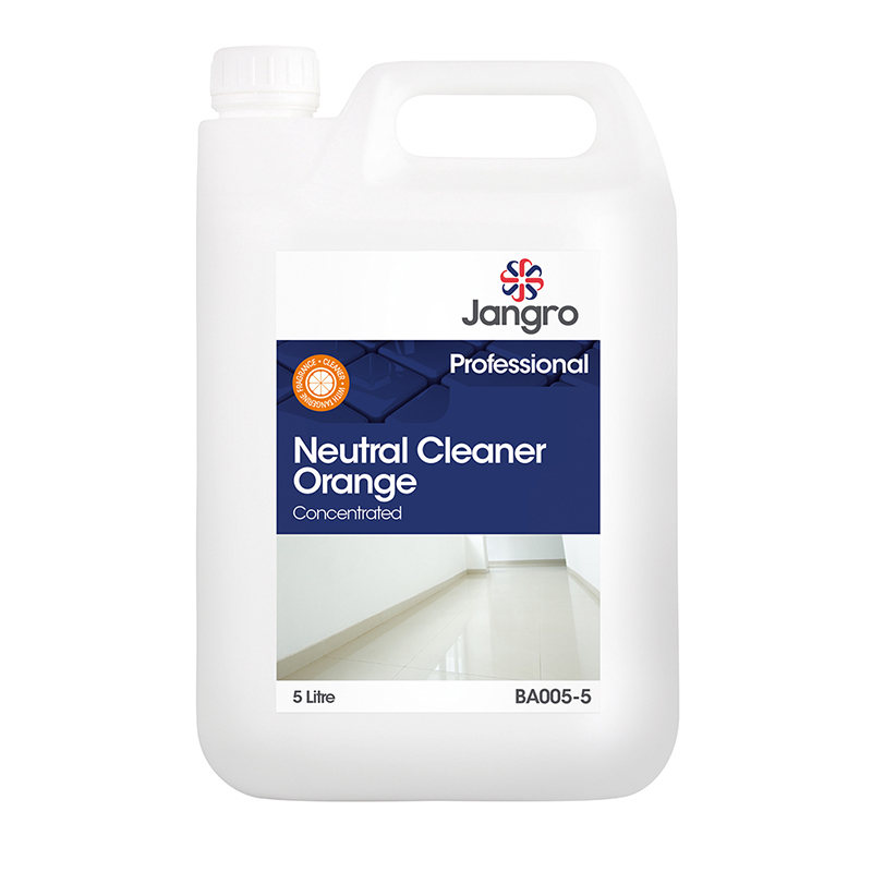 Jangro Neutral Clnr Orange 5L