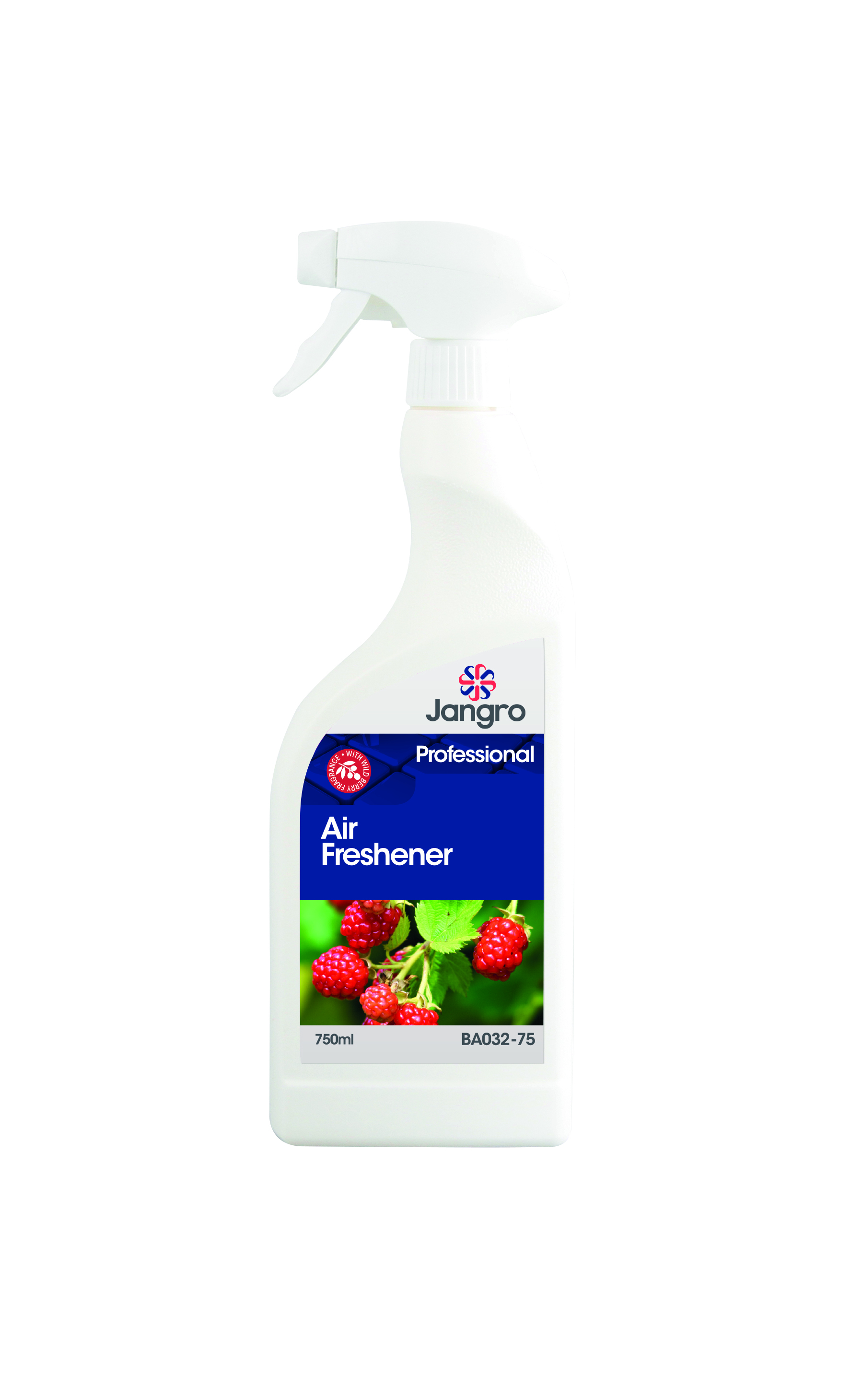Jangro Air Freshener Wild Berry 750ml T/Spray
