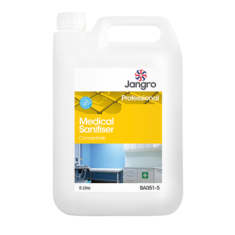 Jangro Medical Sanitiser 5ltr