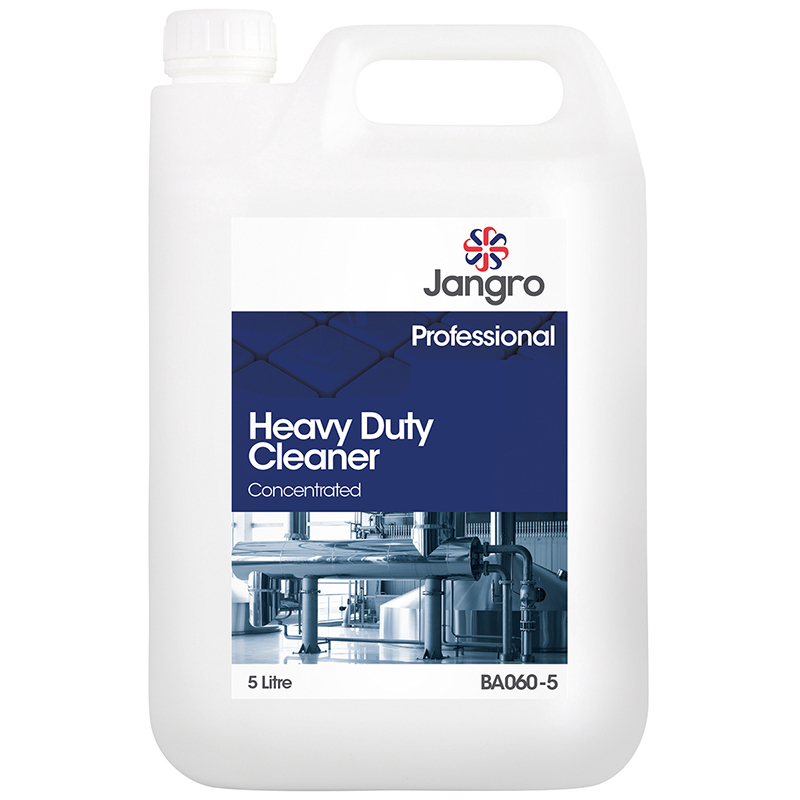 Jangro Heavy Duty Cleaner 5ltr