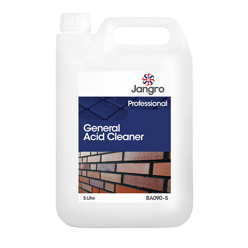 Jangro General Acid Clnr 5ltr
