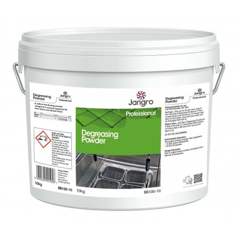 Jangro Degreasing Powder 10kg