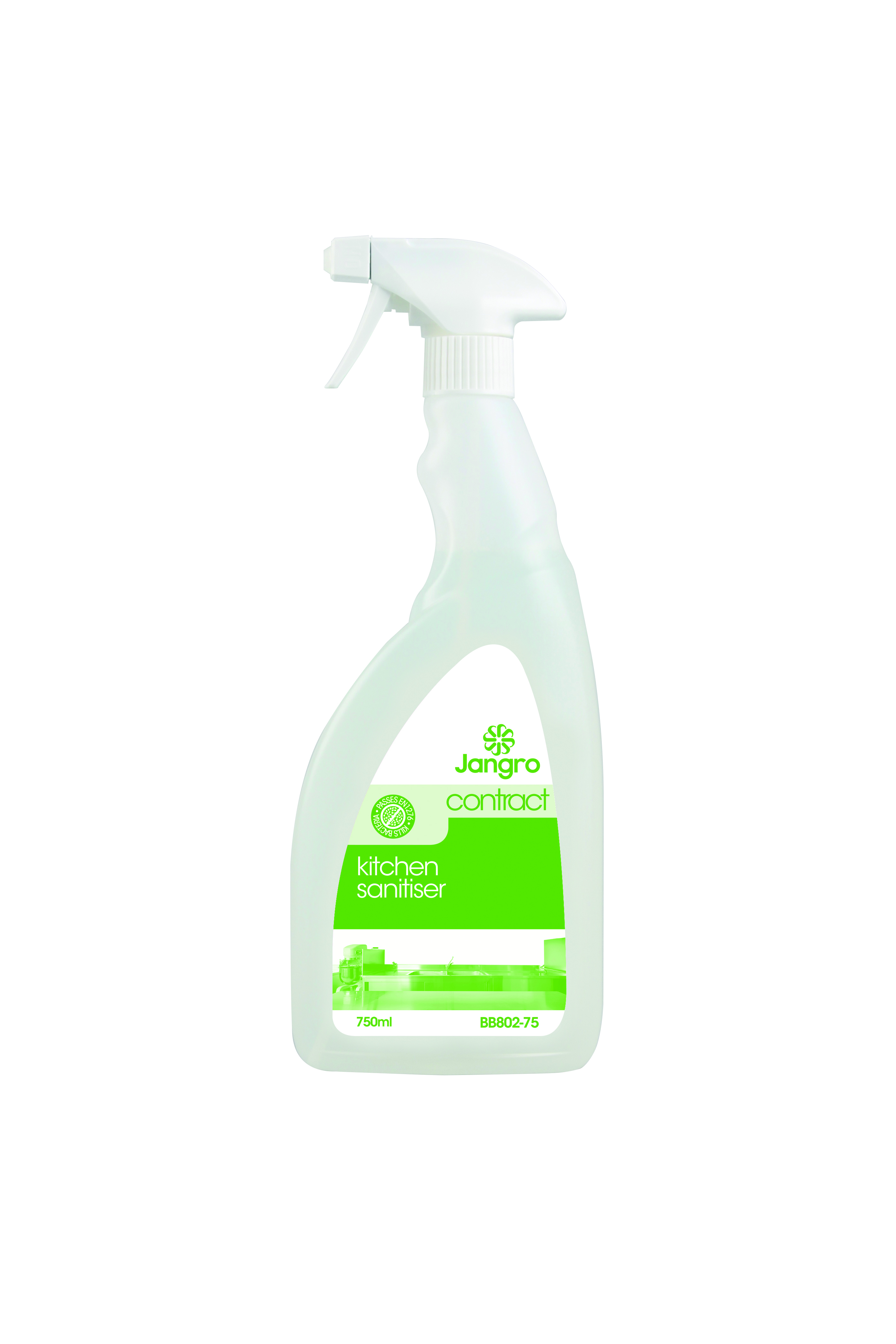 Contract Kitchen Cleaner Sanitiser 750ml