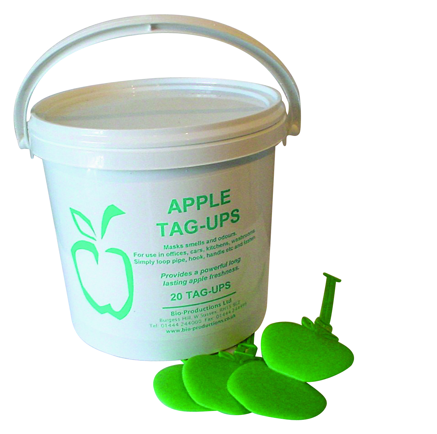 Apple Tag Up Air Freshner 20pk