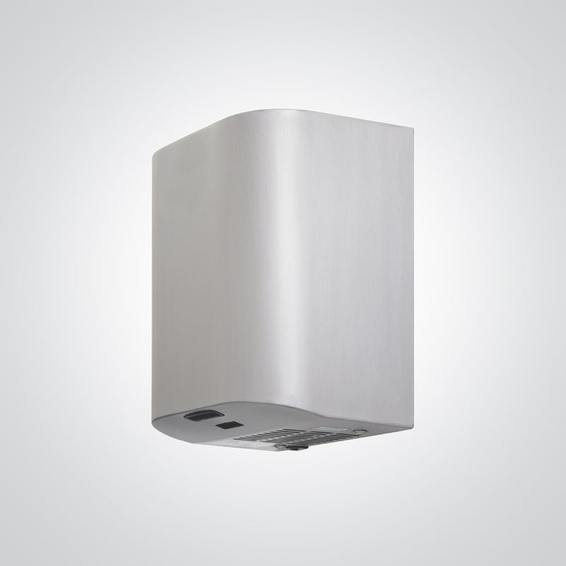 Hand Dryer Dolphin Velocity Satin Stainless