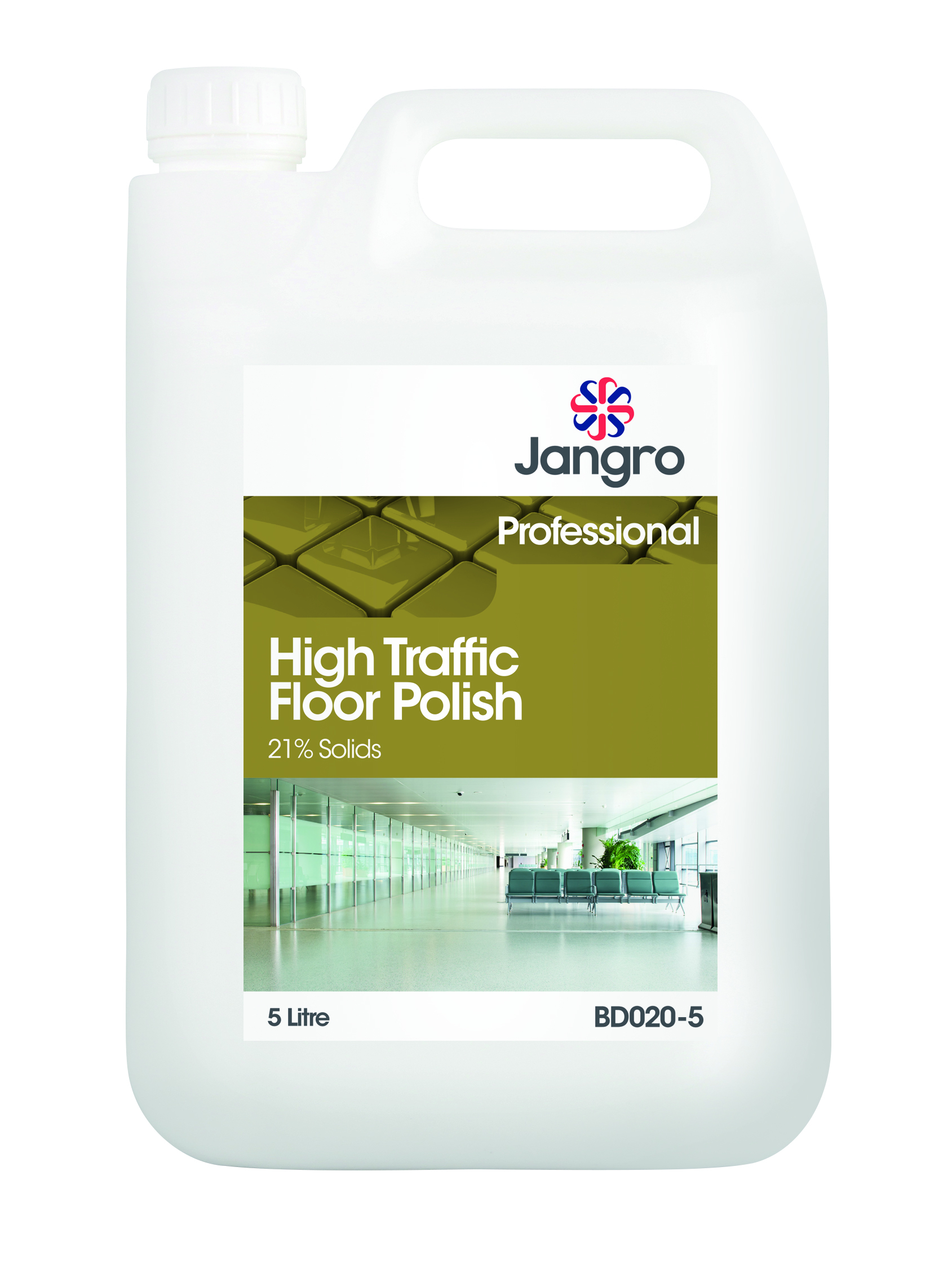 Jangro High Traffic Flr Pol 5L