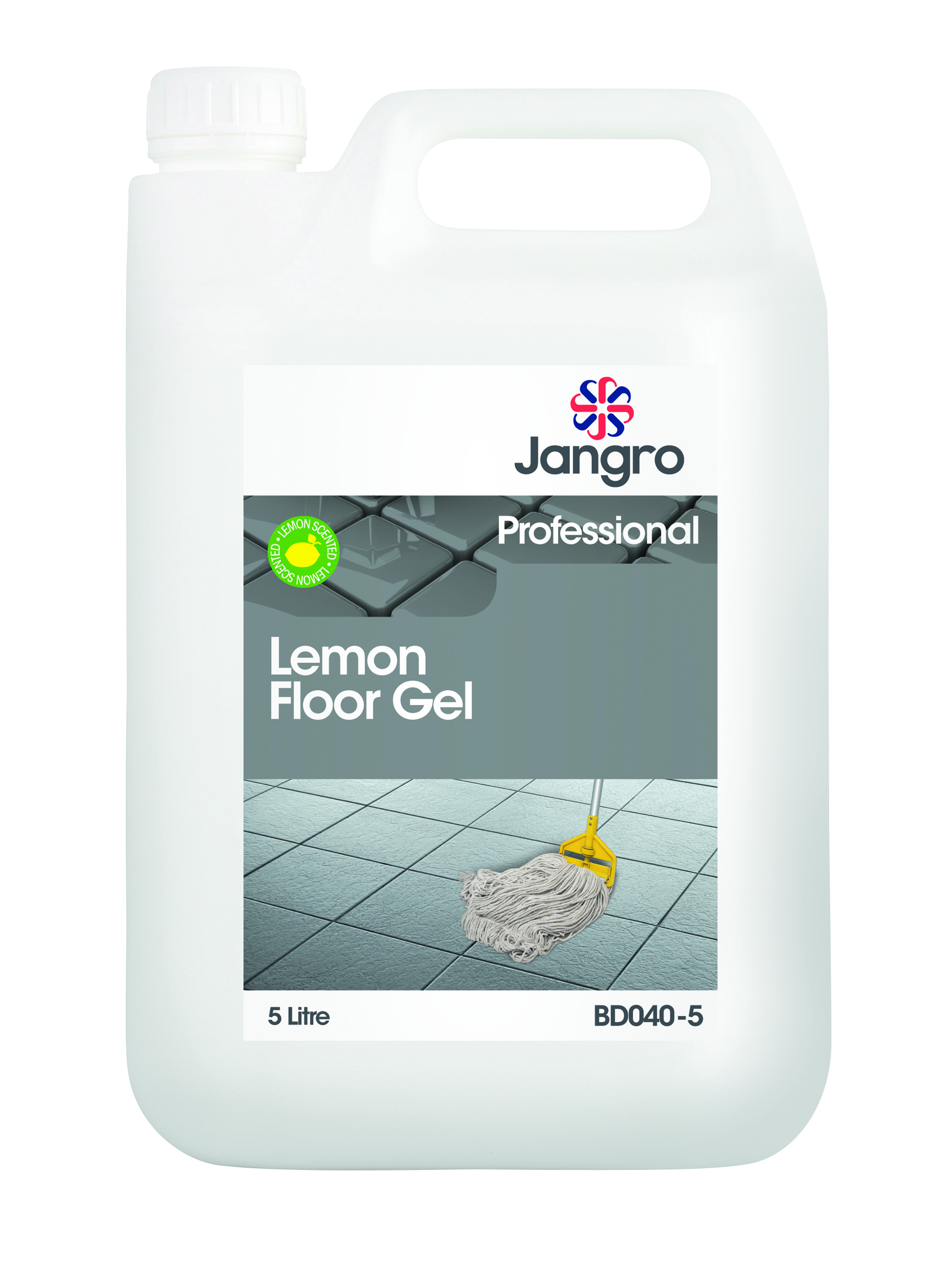 Jangro Floor Gel Lemon 5ltr