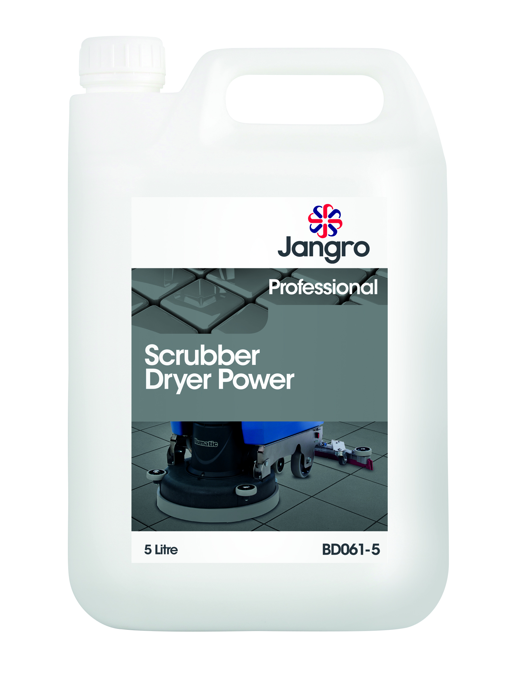 Jangro Scrubber Dryer POWER 5L