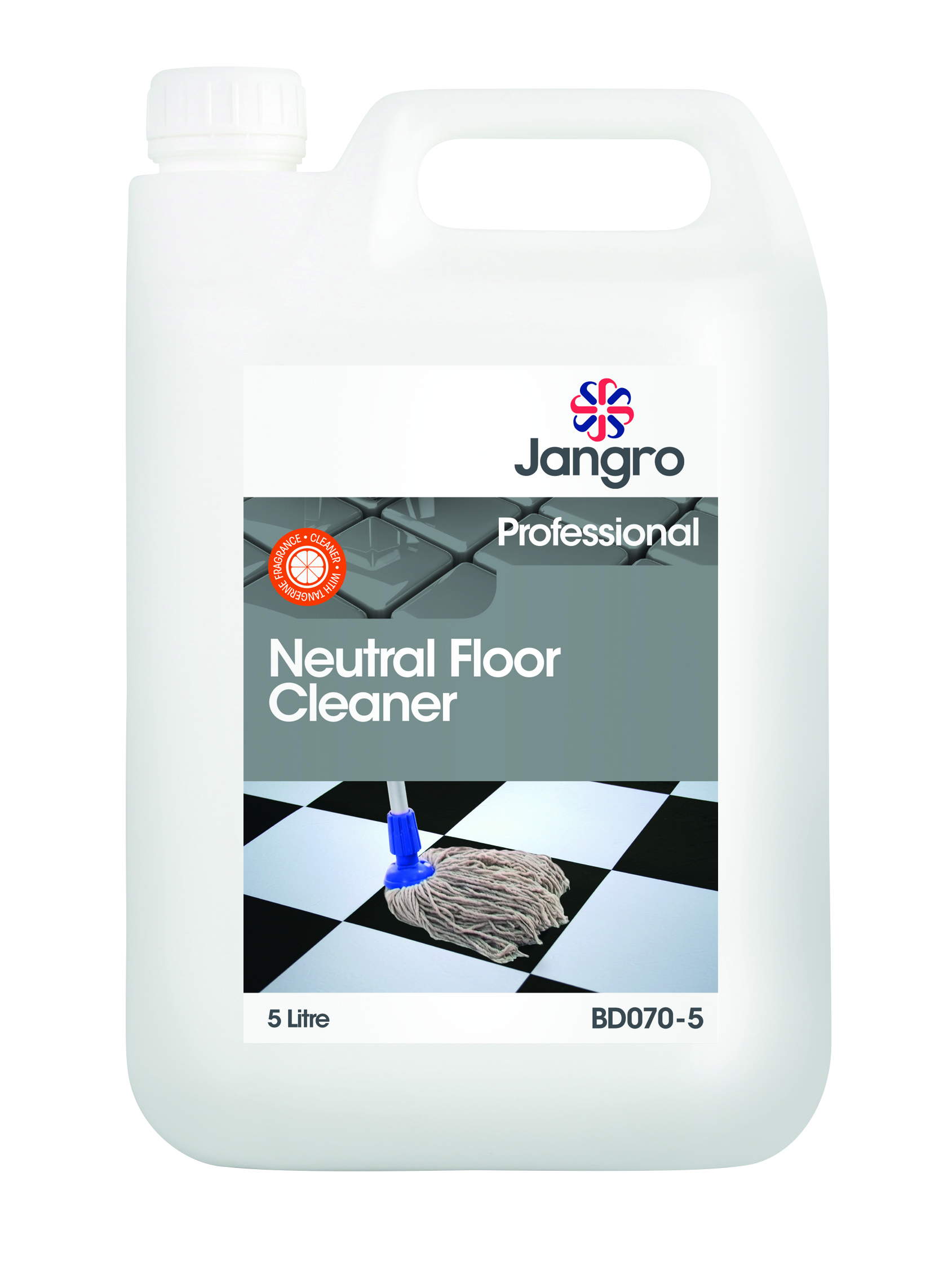 Jangro Neutral Floor Clnr 5ltr