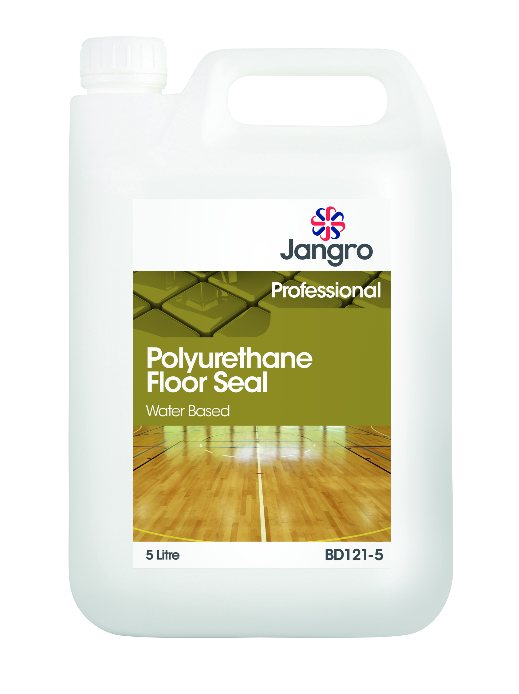 Jangro Polyurethane Floor Seal Water Based 5ltr