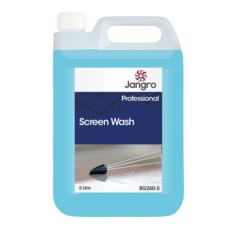 Jangro Screenwash 5ltr