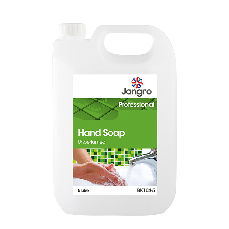 Jangro Unperfumed Hand Soap 5L