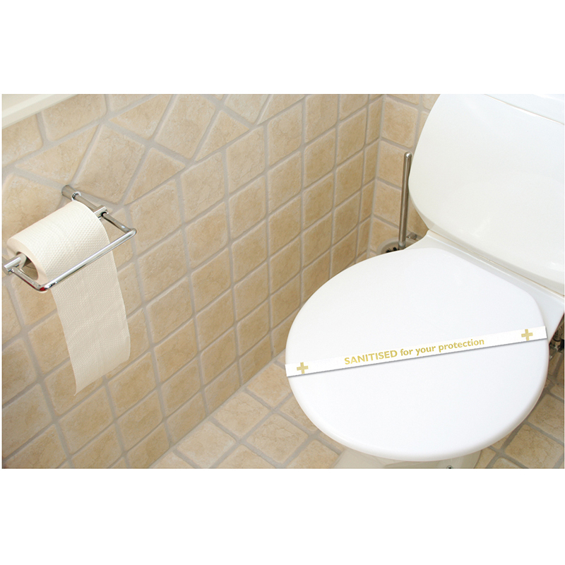 Sanitized WC Strips pk1000