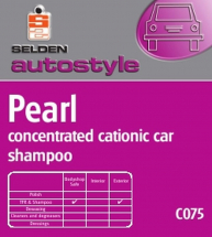 Sel C075 Wash n Wax Car Shampoo 5ltr