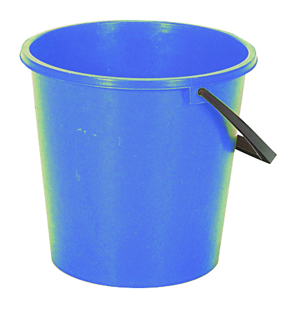 Bucket Round 2 gal BLUE 3302B