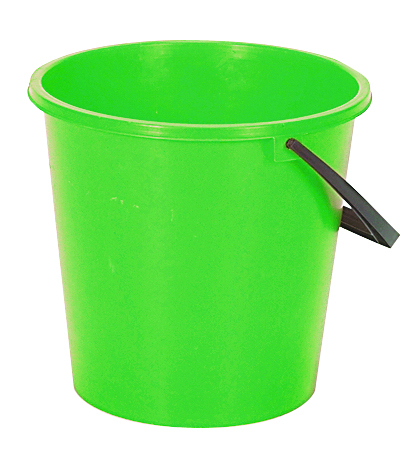 Bucket Round 2 Gal GREEN 3302G