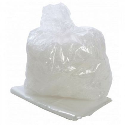 Bin Liner/Comp Sack 20x34x47 100pk CLEAR HEAVY DUTY