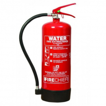 Fire Extinguisher Water 6ltr