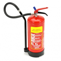 Fire Extinguisher Wet Chemical 6ltr