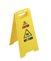 Safety Sign-Caution Wet Floor