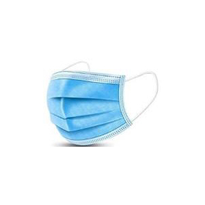 Disposable Protective Face Mask 3ply (single mask)