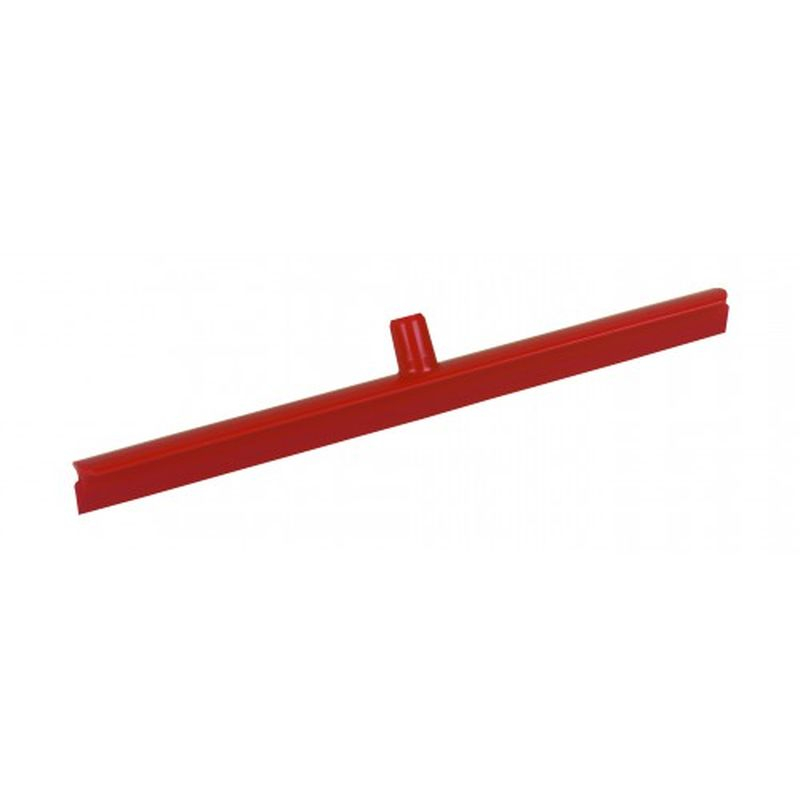 Hyg Squeegee 600mm Single Blade RED