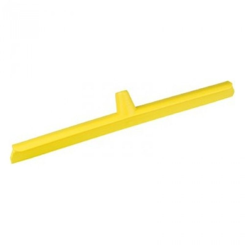 Hyg Squeegee 600mm Single Blade YELLOW
