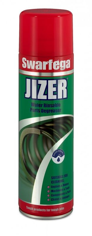 Deb Jizer Degreaser 500ml Aerosol cs 12