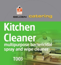 Sel T003 Kitchen Cleaner 750ml