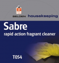 Sel T054 Sabre Lemon Spray Cleaner 750ml