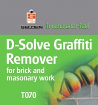 Sel T070 D Solve Graffiti Remover 750ml