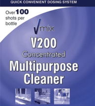 Sel V200 V-Mix CONC M/Purpose Cleaner 1ltr