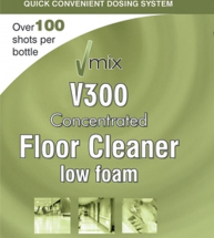 Sel V300 V-Mix CONC L.F. Floor Cleaner 1L