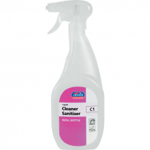 Jeyes C1 Super Conc. Cleaner/Sanitiser 750ml Bottle